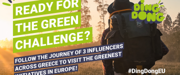 READY FOR THE GREEN CHALLENGE: EU-FUNDED GREEN TRIP IS STARTING